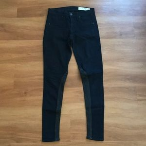 Rag & Bone Skinny Jeans. Size 25